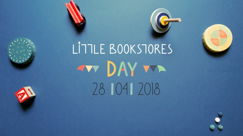 Little Bookstores Day