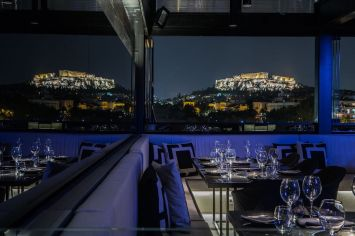 The view at Privilege Athens (@privilegeathens)