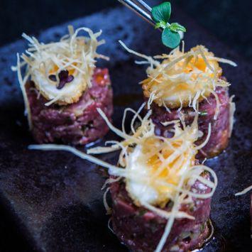 Beef Tartare a Privilege (@privilegeathens)